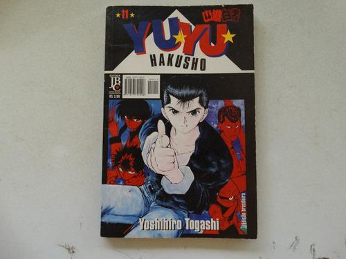 yuyu hakusho n° 11! jbc abril 2003!