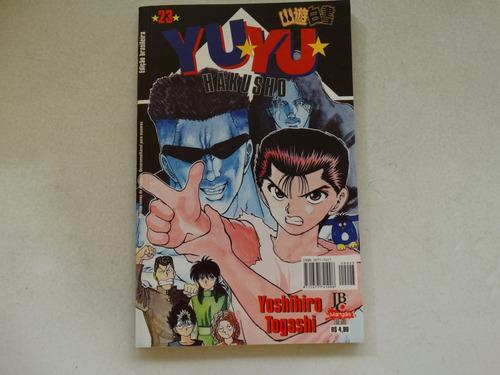 yuyu hakusho n° 23! jbc abril 2004!