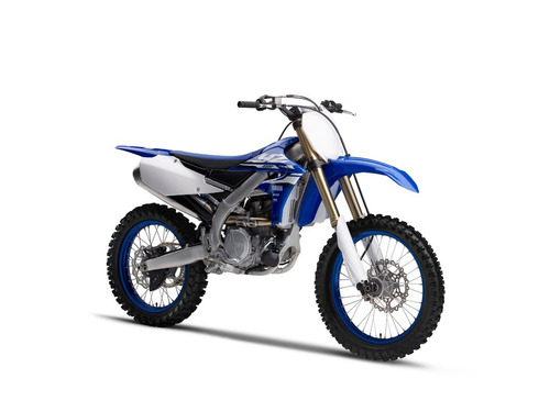 yz 450 f yamaha mod 2018 llantas azules  palermo bikes