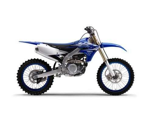 yz 450 f yamaha modelo 2018 llantas azules palermo bikes