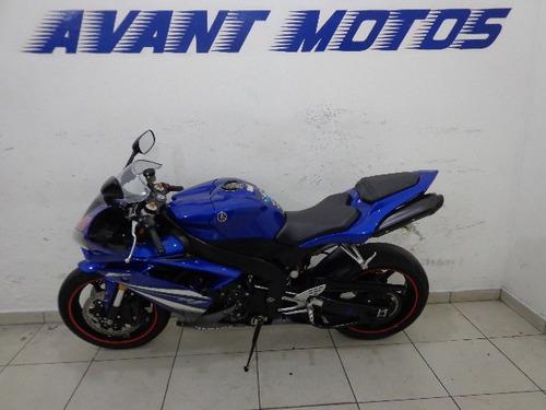 yzf r 1 2007 azul maravilhosa