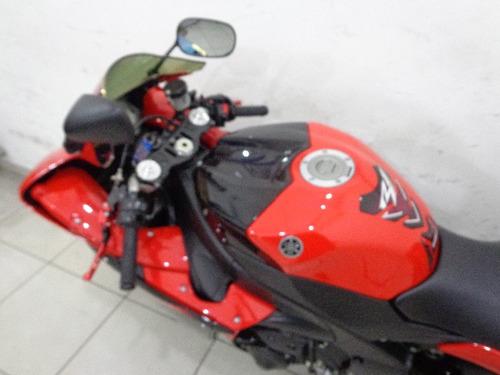 yzf r1 2014 vermelha maravilhosa apenas 1.592 km