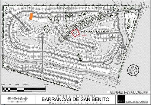 z/ barrancas de san benito country