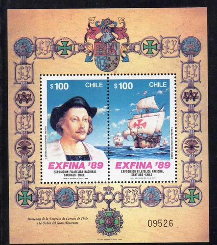 z.-exposicion filatelica nacional.-1989