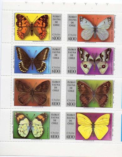 z.- flora y fauna de chile año 1994