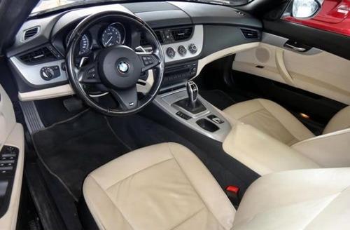 z4 2.5 roadster 20i i6 24v gasolina 2p automático