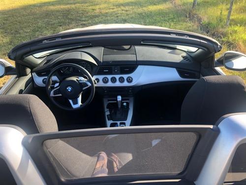 z4  roadster 2012, tiptronic nuevo, 204 hp. acepto cabrio
