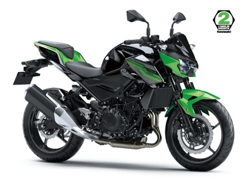 z400 verde - 2020