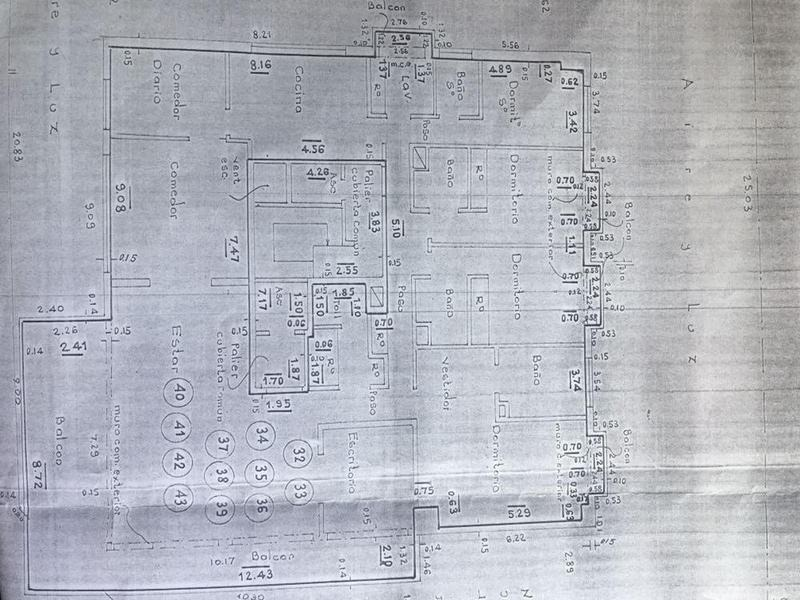 zabala y 3 de febrero 1400 - belgrano - capital federal
