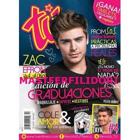 Zac Efron Revista Tu De Julio 2014