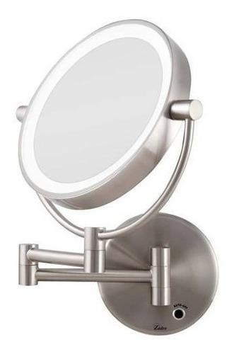 zadro - auricular de led con luz de montaje en pared espejo