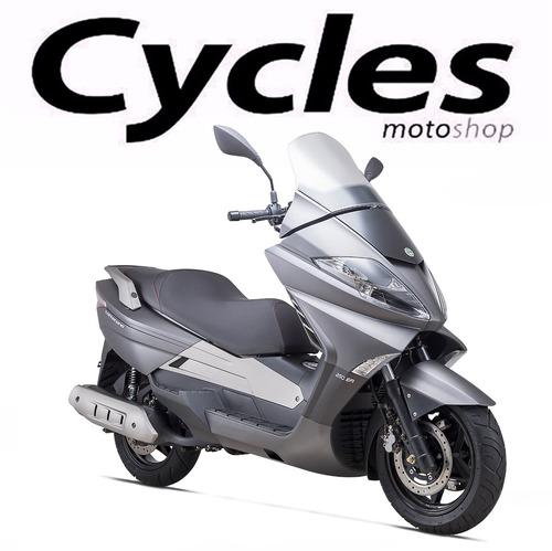 zafferano 250 benelli.  scooter paga todo financiado moto