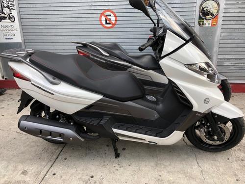 zafferano maxi scooter benelli 250cc 2020