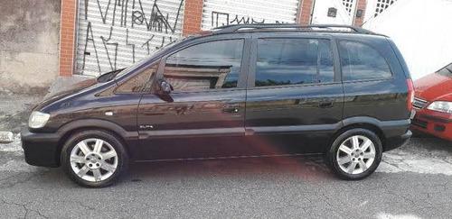 zafira 2.0 8v elite automatico flex 2009/2010 7 lugares