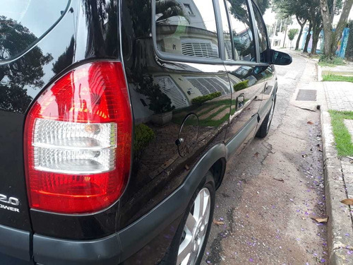 zafira  2006 2.0 elite flex power aut. 5p