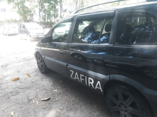 zafira cd 03, 7 lugares estudo troca por carros ou motos