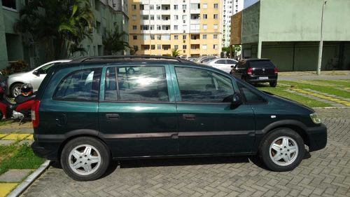 zafira comfort 2004/2005 flex /gnv  - câmbio manual