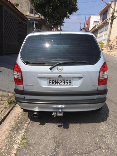 zafira elegance 2010/2011 automática - 7 lugares
