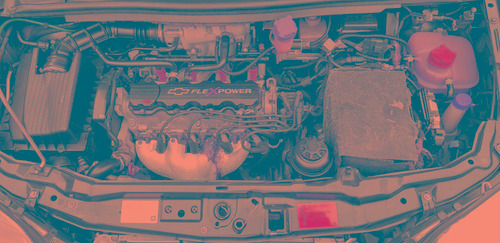 zafira  elite 2.0 flex automático 2006