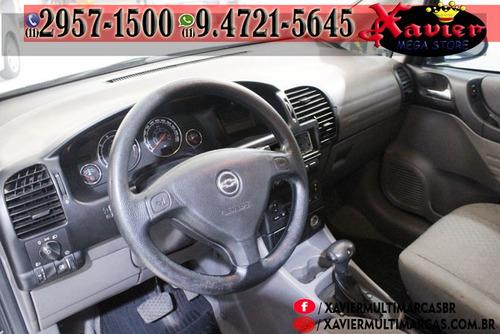zafira express 2.0 aut preta 2010 financiamento próprio 4295