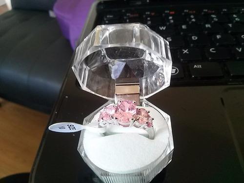 zafiro anillo anillo