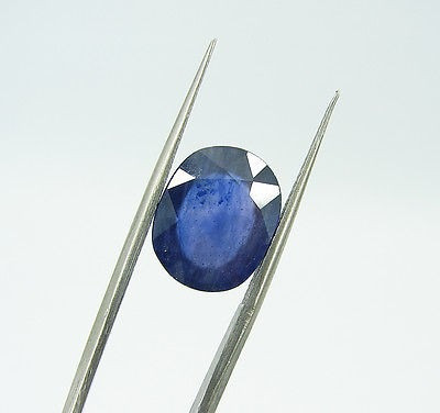 zafiro azul  natural 16.72 quilates
