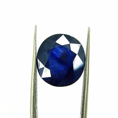 zafiro royal blue de madagascar 1.06 quilates