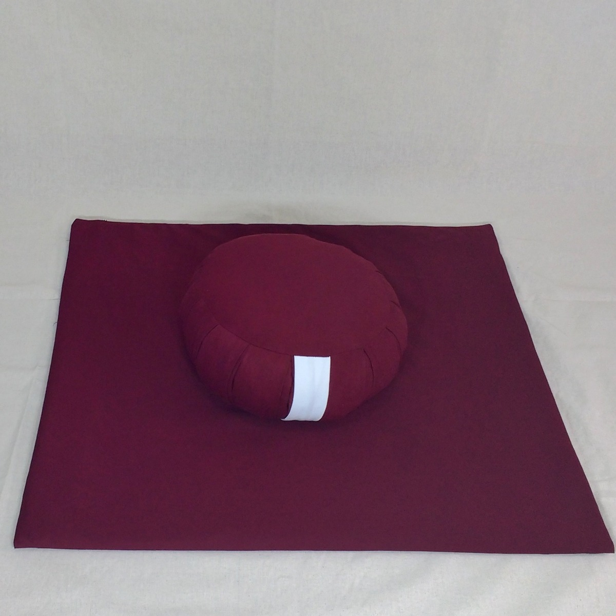 zafu zabuton almofadas de meditação zazen bordô tibetano r