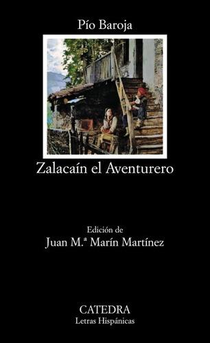 zalacaín el aventurero(libro clásicos)