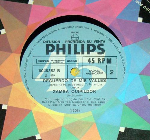 zamba quipildor arroyo de los suspiros simple promo