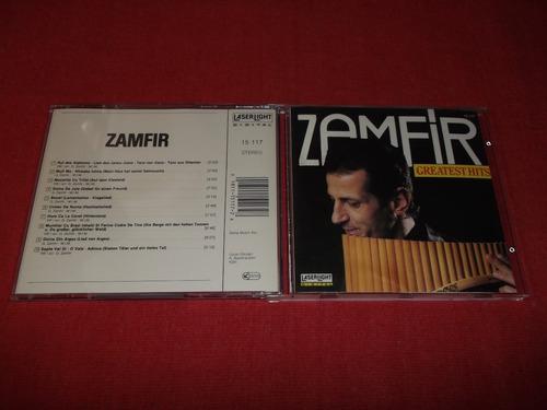 zamfir - greatest hits cd imp ed 1990 mdisk