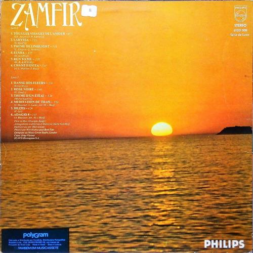 zamfir lp 1979 flute de pan romantique 17089