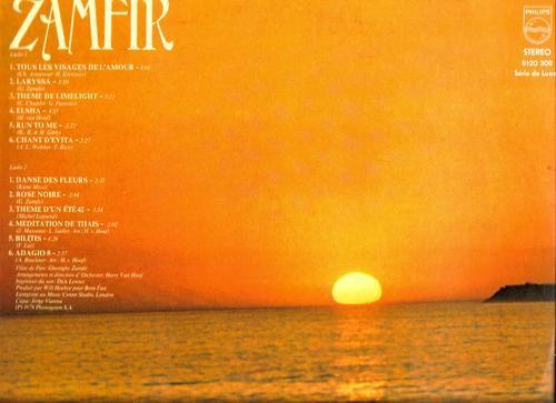 zamfir - lp flute de pan romantique (1978)