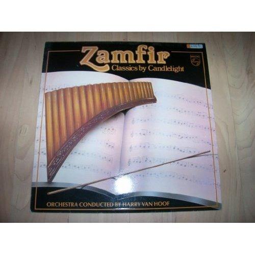 zamfir & van hoof - lp classics by candlelight  (novíssimo)