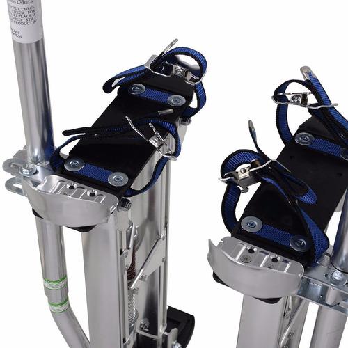 zancos para instalación de tablaroca y acabados 18 a 30 pulg