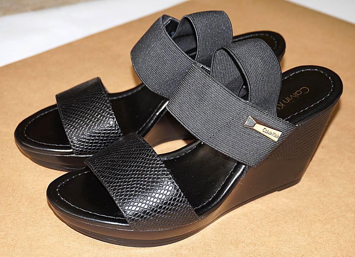 Mujer Zapatos S Calvin 00 149 7 Zandalias Talla Klein K53uFl1cTJ