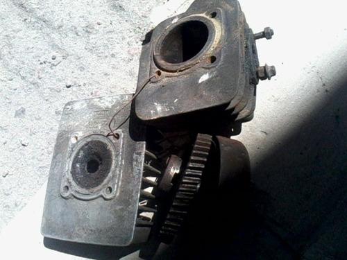 zanela 65 cc cilindro tapa  cuadro etc y 50
