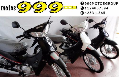 zanella 110 motos