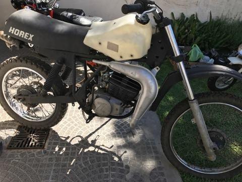 zanella 125cc de cross