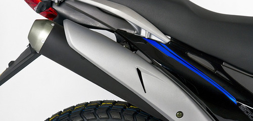 zanella 200 moto enduro