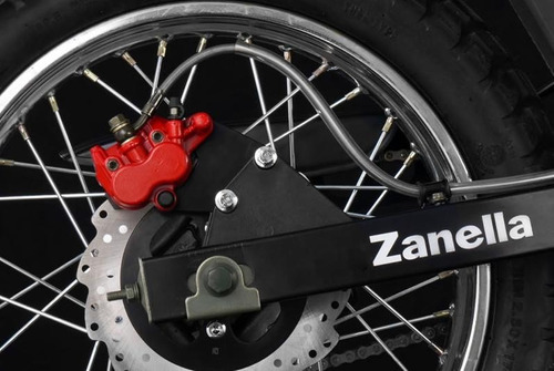 zanella 250 moto enduro