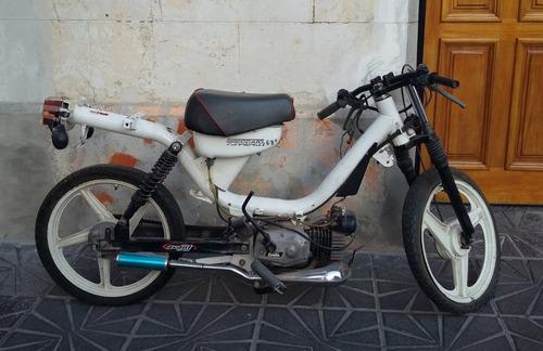 zanella cargo 2 tiempos 50 cc escape polini
