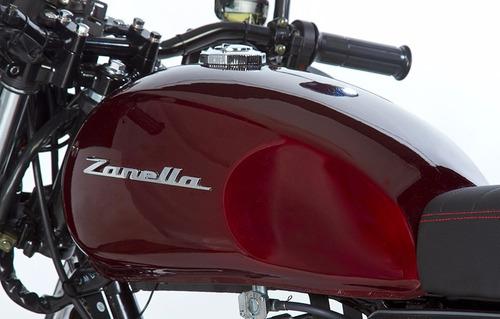 zanella ceccato 150 0km cacatto moto retro cafe racer nueva