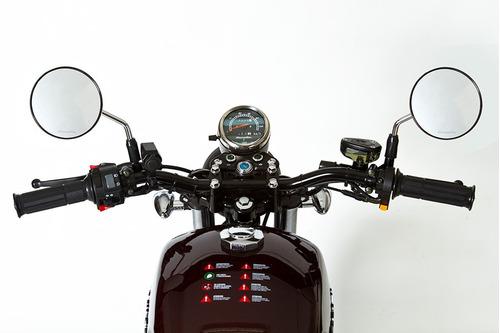 zanella ceccato 150 0km custom moto retro cafe racer nueva