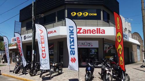 zanella ceccato 150 60 aniversario cafe race custom 2018 0km