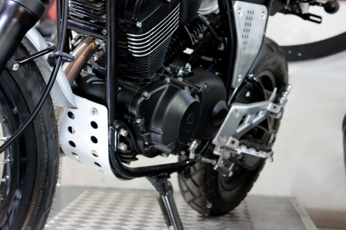 zanella ceccato 250 - v250i  0km moto café racer