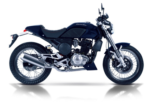 zanella ceccato 250 x 250cc 2018 cafe racer 999 motos