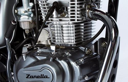 zanella ceccato r 150  2017 full retro cafe racer