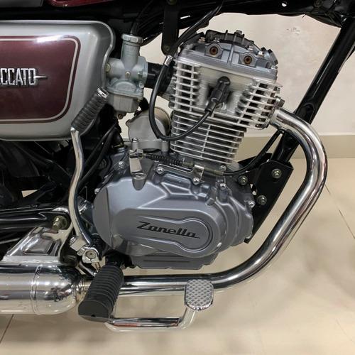 zanella ceccato r 150 2018 usado cafe racer custom motos