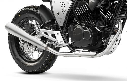 zanella ceccato v250 - panella motos